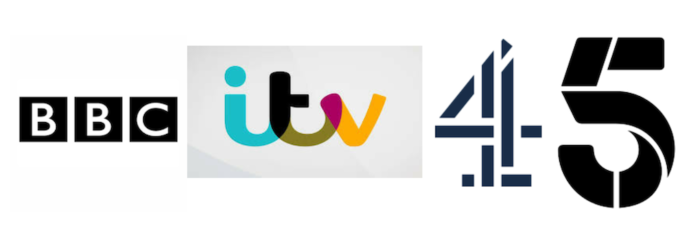 UK pay tv channel logos